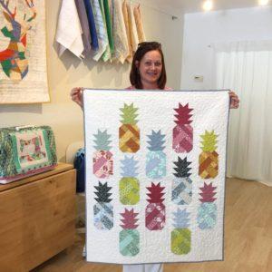 Pineapple Farm Quilt Class