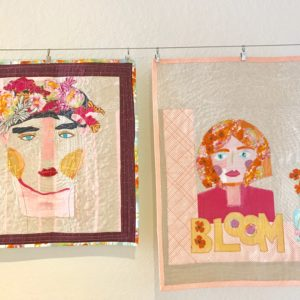The Modern Sewist Collage Quilt Class